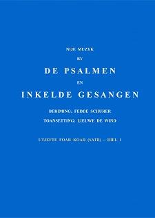 Cover Nije muzyk by de psalmen en inkelde gesangen - Utjefte foar koar (satb), diel 1