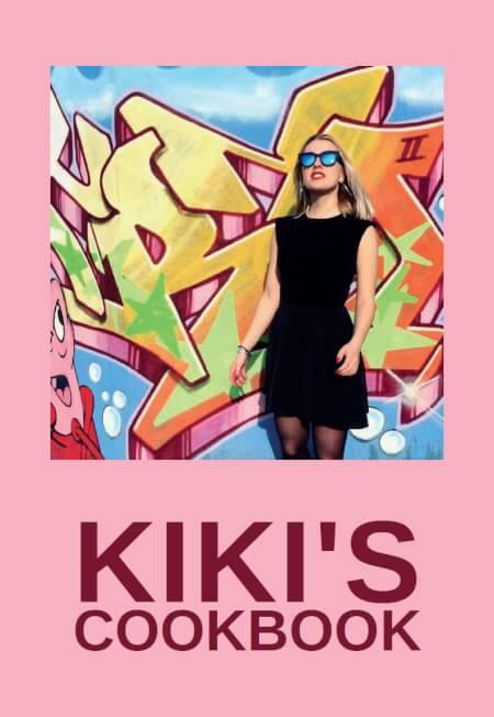 Cover Kiki's Cookbook