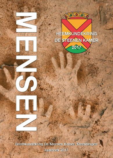 Cover Heemkundekring De Steenen Kamer Jaarboek 2017