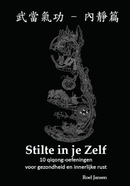 Cover Stilte in je Zelf