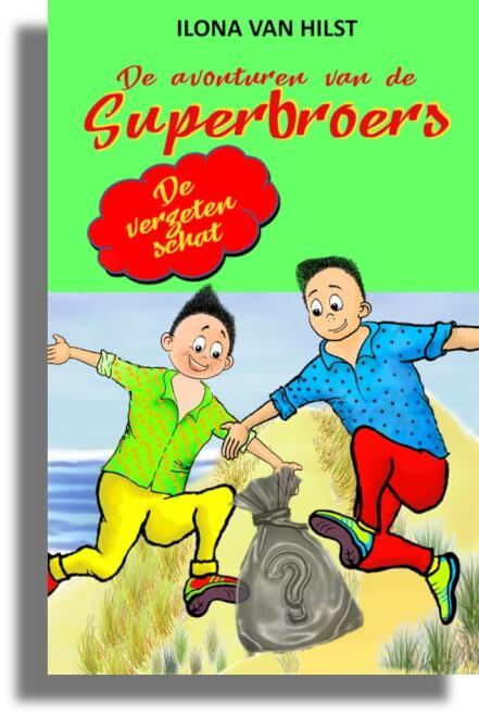 Cover De avonturen van de Superbroers