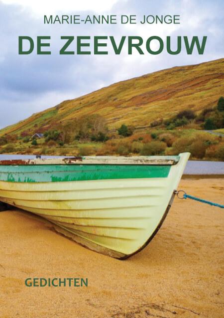 Cover De Zeevrouw