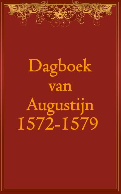 Cover Dagboek van Augustijn (1572-1579)