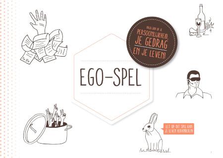 Cover Het Ego-spel