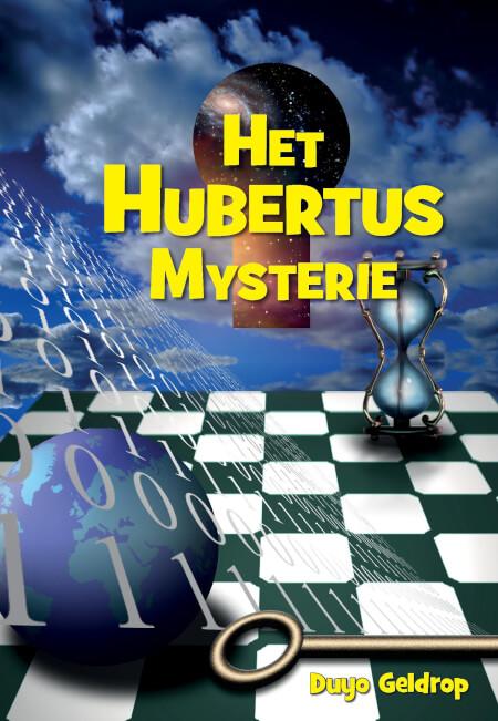 Cover Het Hubertus Mysterie
