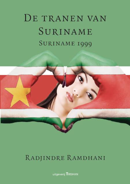 Cover De tranen van Suriname