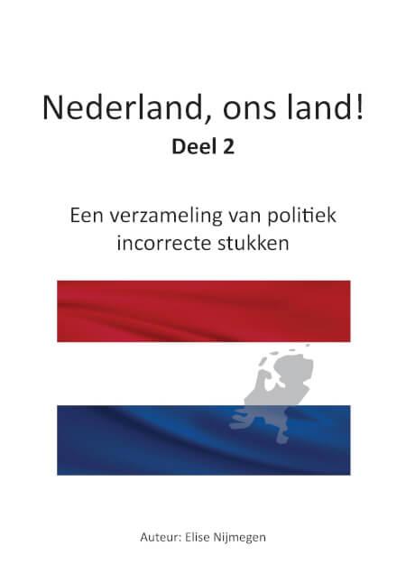 Cover Nederland, ons land! Deel 2