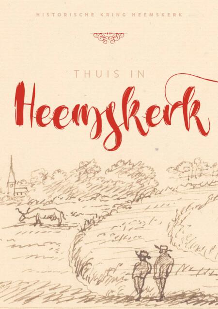 Cover Thuis in Heemskerk