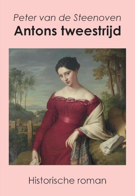 Cover Antons tweestrijd