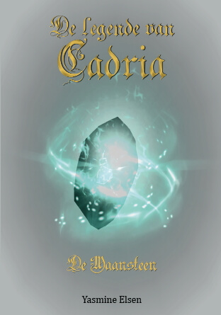 Cover De legende van Cadria