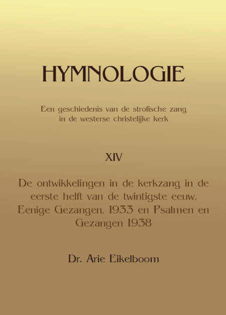 Cover Hymnologie XIV