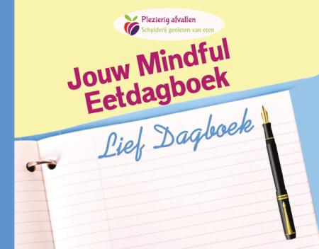Cover Jouw Mindful Eetdagboek