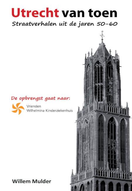 Cover Utrecht van Toen