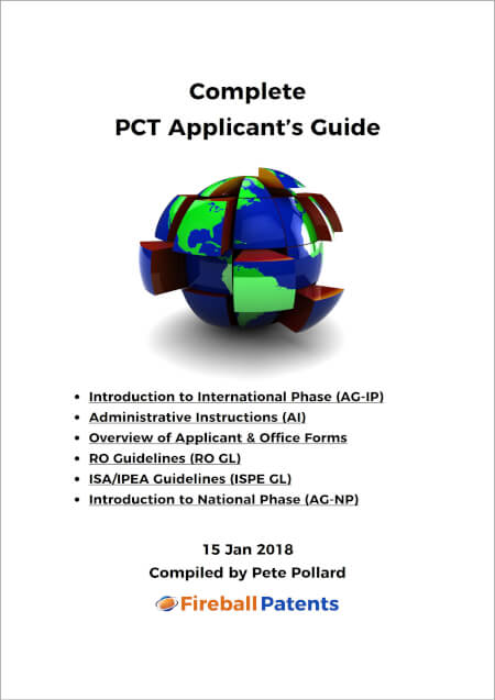 Cover Complete PCT Applicant's Guide