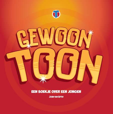 Cover Gewoon Toon | klein formaat