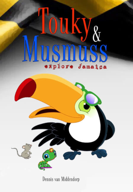 Cover Touky & Musmuss explore Jamaica