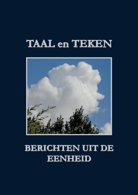 Cover Taal en Teken Hardcover