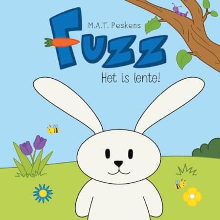 Cover Fuzz - Het is lente!
