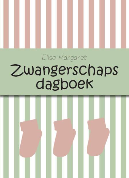 Cover Zwangerschapsdagboek