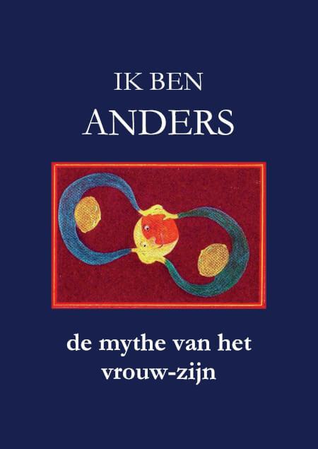 Cover IK BEN ANDERS PAPERBACK