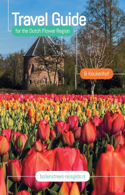 Cover Travel Guide for the Dutch Flower Region & Keukenhof