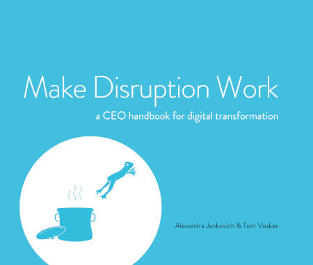 Cover Make Disruption Work
