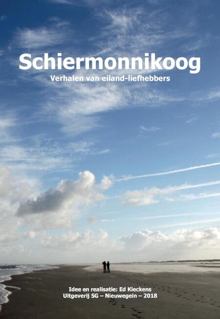 Cover Schiermonnikoog, verhalen van eiland-liefhebbers