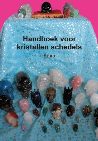 Cover Handboek voor kristallen schedels