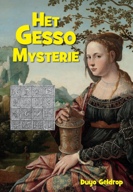 Cover Het Gesso Mysterie