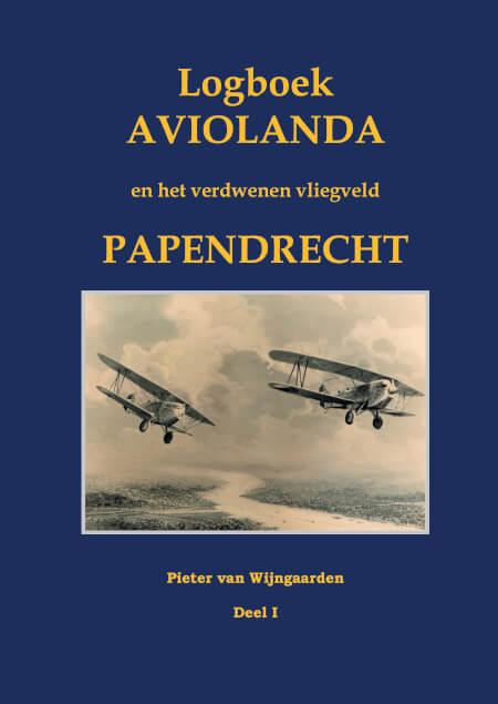 Cover Het verdwenen vliegveld Papendrecht