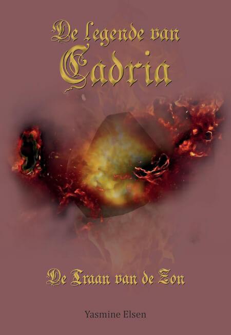Cover De Legende van Cadria boek 2