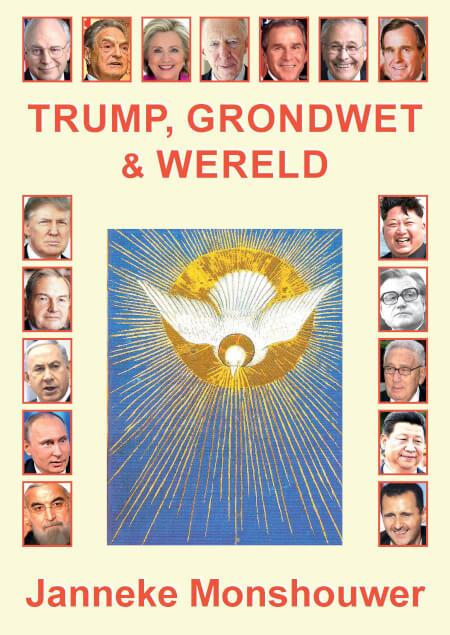 Cover Trump, Grondwet & Wereld