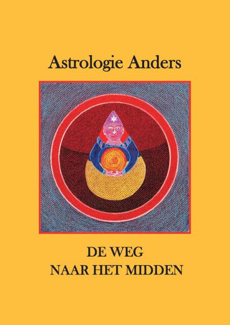 Cover DE WEG NAAR HET MIDDEN (paperback)