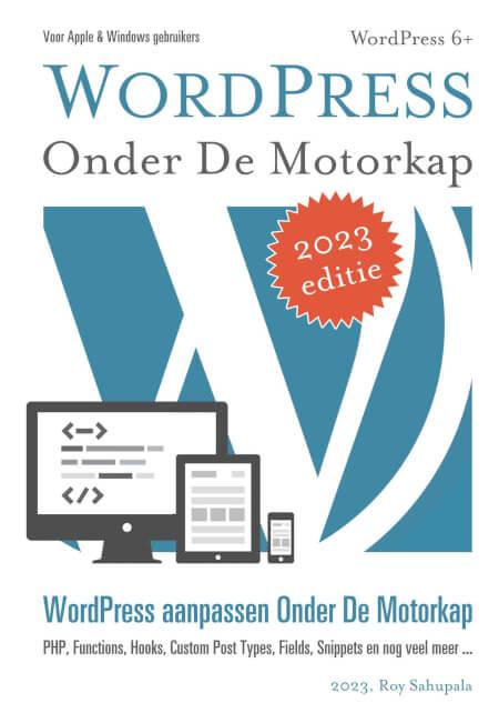 Cover WordPress Onder De Motorkap
