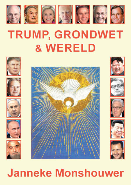 Cover Trump, Grondwet & Wereld (kleur)