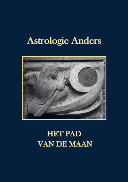 Cover HET PAD VAN DE MAAN (hardcover)