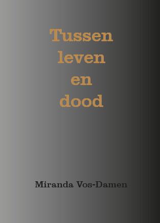 Cover Tussen leven en dood