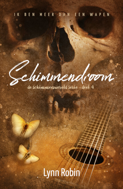 Cover Schimmendroom - Paperback