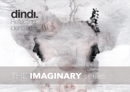 Cover The Imaginary Series - dindi. A5