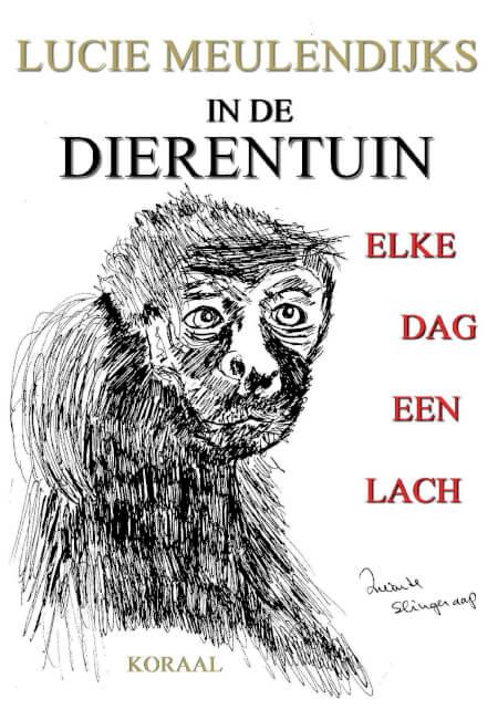 Cover IN DE DIERENTUIN, ELKE DAG EEN LACH