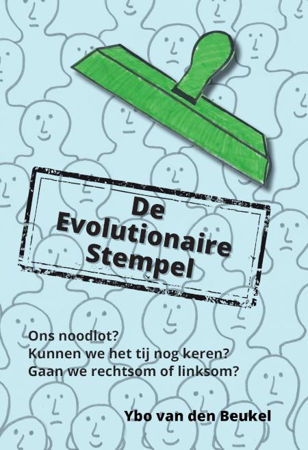 Cover De Evolutionaire Stempel