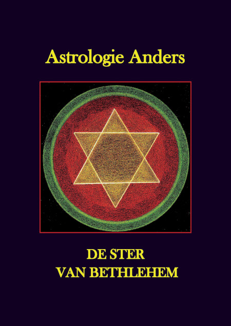Cover ASTROLOGIE ANDERS - DE STER VAN BETHLEHEM (paperback)
