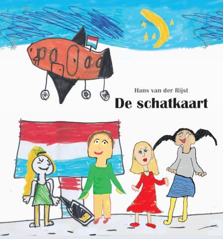 Cover De schatkaart