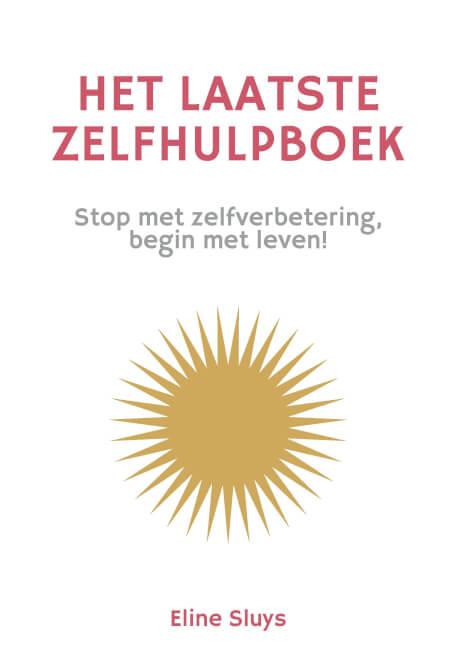 Cover Het laatste zelfhulpboek