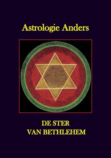 Cover ASTROLOGIE ANDERS -DE STER VAN BETHLEHEM (hardcover)
