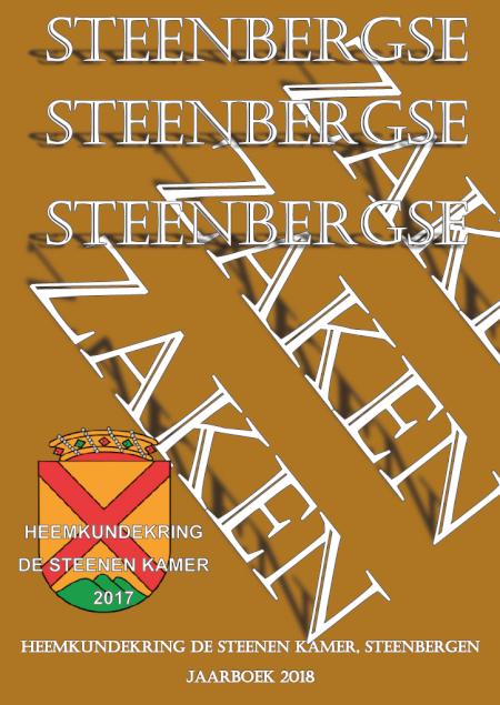 Cover Jaarboek Heemkundekring De Steenen Kamer