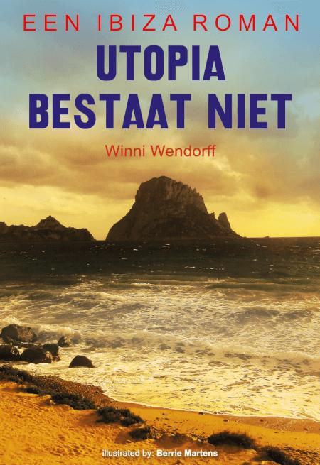 Cover UTOPIA BESTAAT NIET