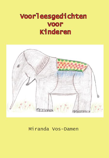Cover Voorleesgedichten voor kinderen