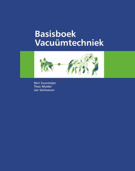 Cover Basisboek Vacuümtechniek