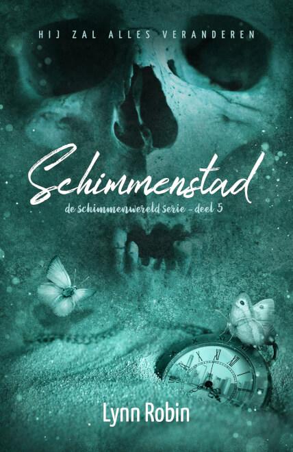 Cover Schimmenstad - Hardcover